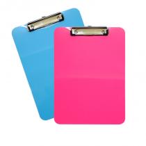 Porta Block Plastico A4 Colores Fuertes