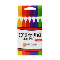 Crayolina Jumbo x 6 Infantozzi