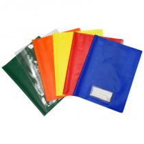 Forro PVC para Cuaderno x 25