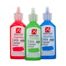 Cola Color Infantozzi 33g