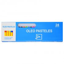 Pasteles 24 Colores