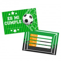 Invitacion DL Futbol x 24